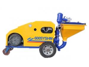 HD600砂浆喷涂机