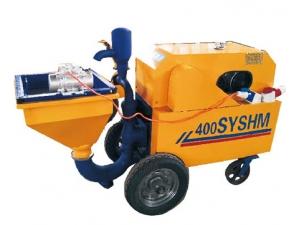 HD400砂浆喷涂机