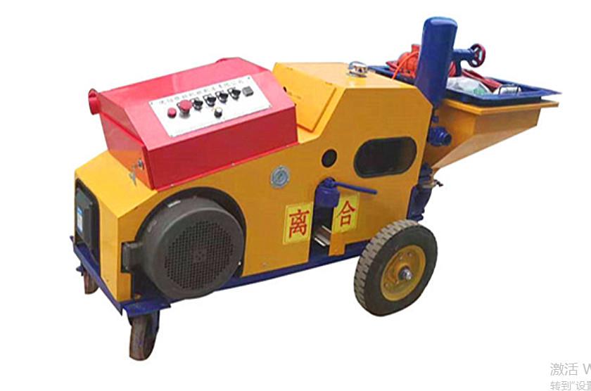 HD60S砂浆喷涂机